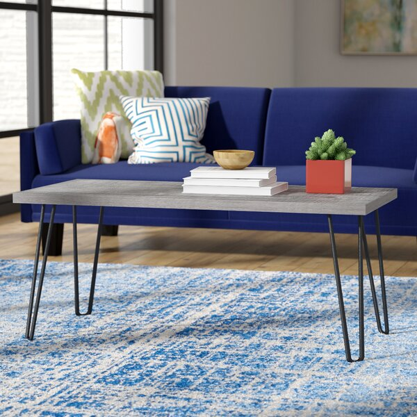 Bronstein Coffee Table by Mercury Row