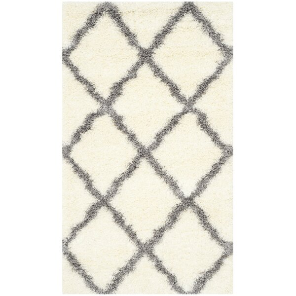 Macungie Gray Indoor Area Rug by Gracie Oaks