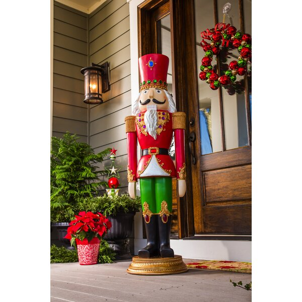 Regal Nutcracker by Three Posts