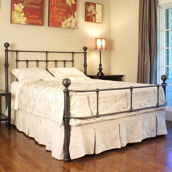 Denis Standard Bed Charlton Home W000042838