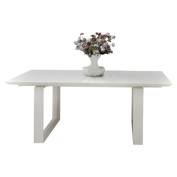 Natalia Extendable Dining Table by Sharelle Furnishings Sharelle Furnishings