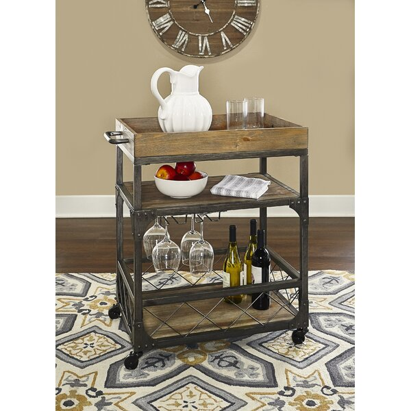 Ivybridge Bar Cart by Williston Forge Williston Forge