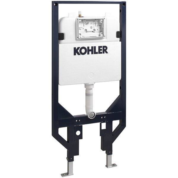 Memoirs 2 x 4 In-Wall Tank and Carrier System by Kohler