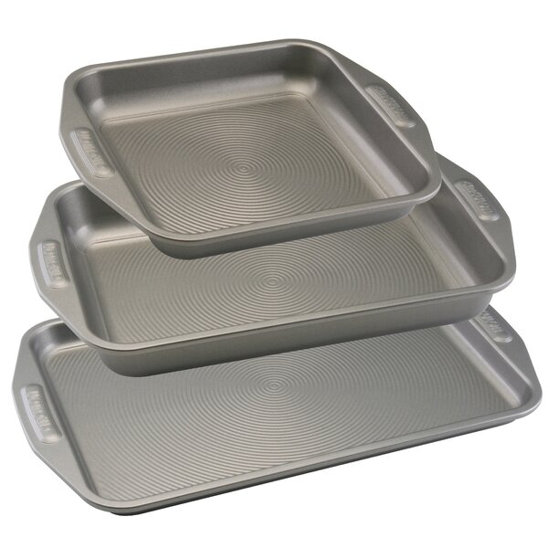 Non-Stick 3 Piece Baking Dish Set by Circulon