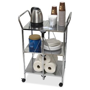 Click-N-Fold Bar Cart by Vertiflex