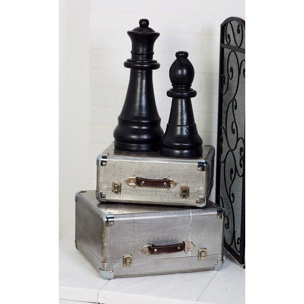 Tammy 2 Piece Decorative Box Set by Cole & Grey
