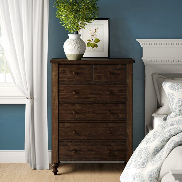 Cambra 6 Drawer Chest by Birch Lane™ Heritage