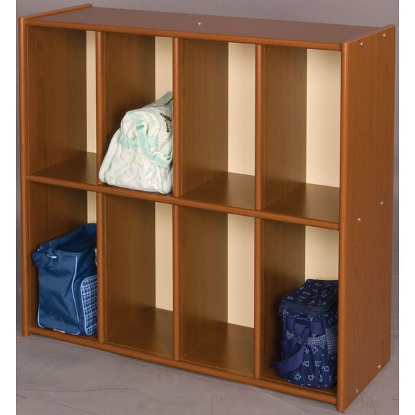 Vos System 8 Compartment Cubby by TotMate