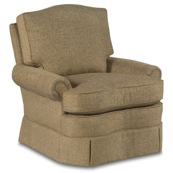 Laurel Swivel Armchair by Fairfield Chair