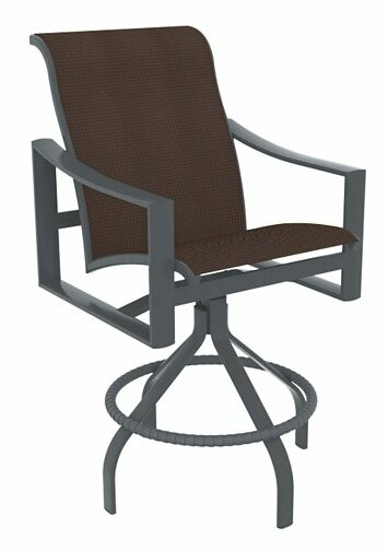 Kenzo 30 Patio Bar Stool by Tropitone