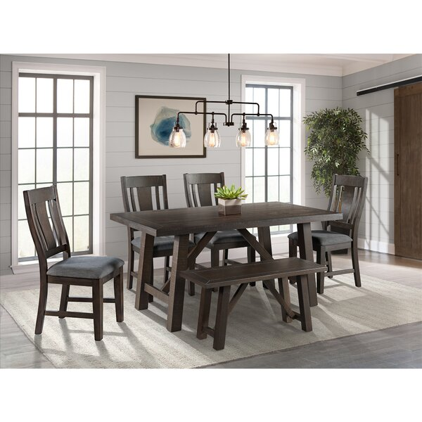 Sorrentino 6 Piece Dining Set by Millwood Pines