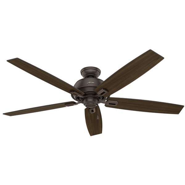 60 Donegan 5-Blade Ceiling Fan by Hunter Fan