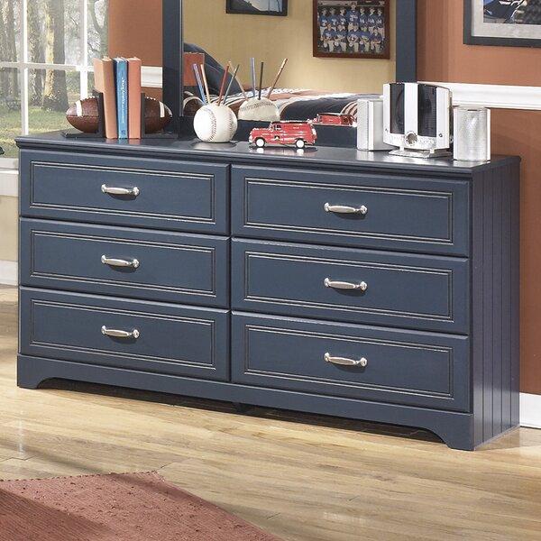 Cole 6 Drawer Dresser by Viv + Rae