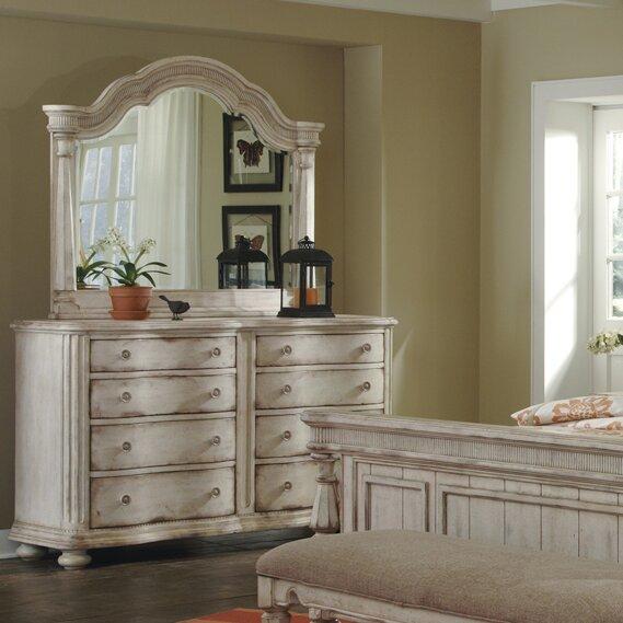 Osullivan 8 Drawer Double Dresser by One Allium Way