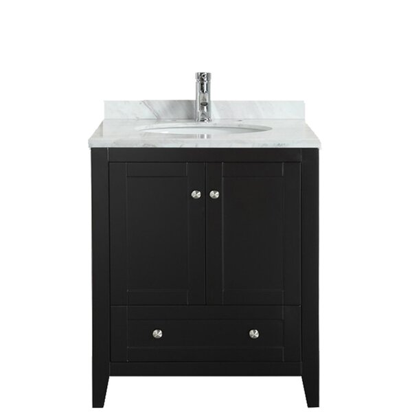 Hutcherson 30 Single Bathroom Vanity Set by Alcott Hill