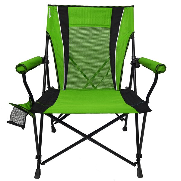 Chyna Dual Lock Hard Folding Camping Chair by Freeport Park Freeport Park
