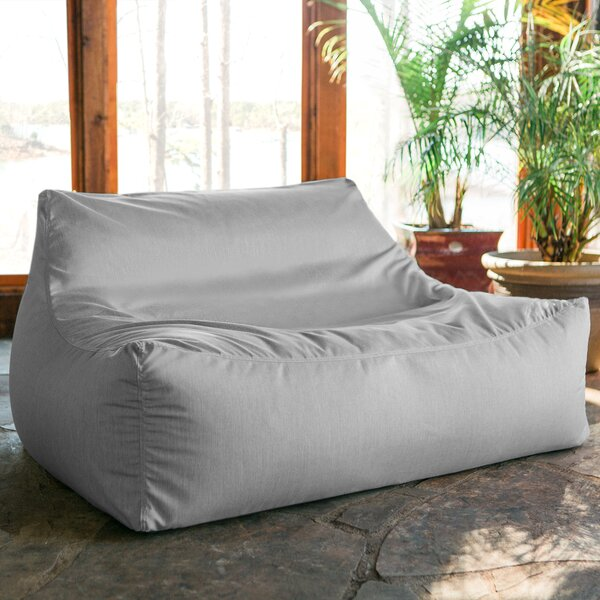 Bean Bag Sofa by Freeport Park