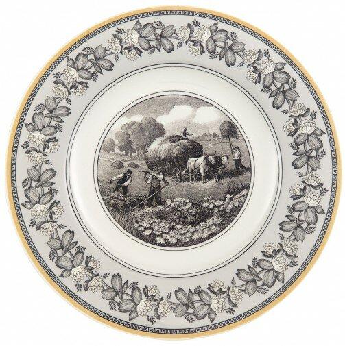 "Audun 10.5"" Ferme Dinner Plate"