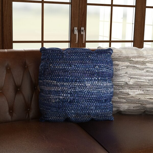 Walters Woven Throw Pillow by Trent Austin Design