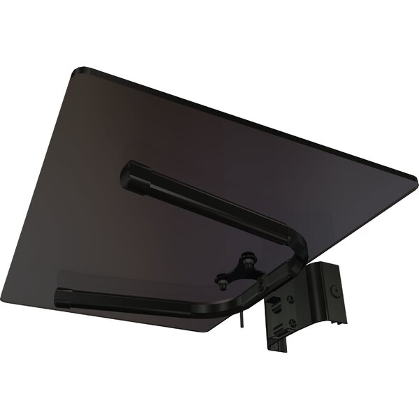 Tempered Glass Shelf for Crimson Carts or Stands b
