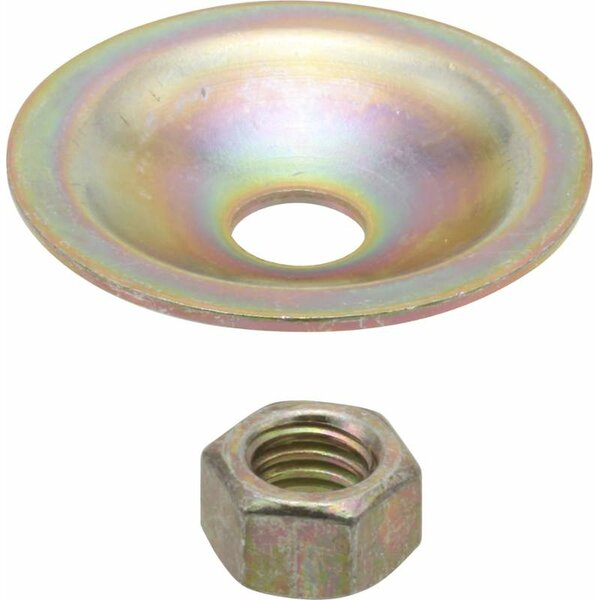 Core 100/300/400 Series Washer and Nut by Delta