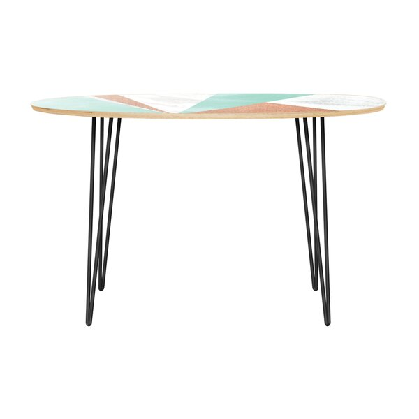 Gunning Dining Table by Wrought Studio