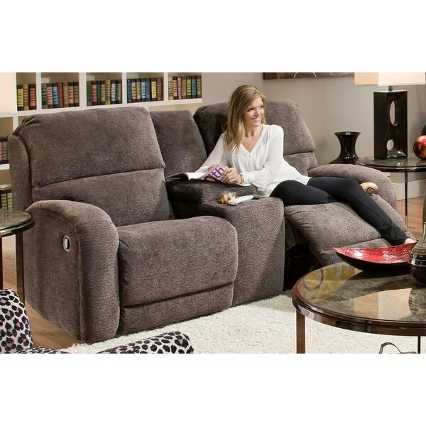 Fandango Reclining Loveseat by Southern Motion
