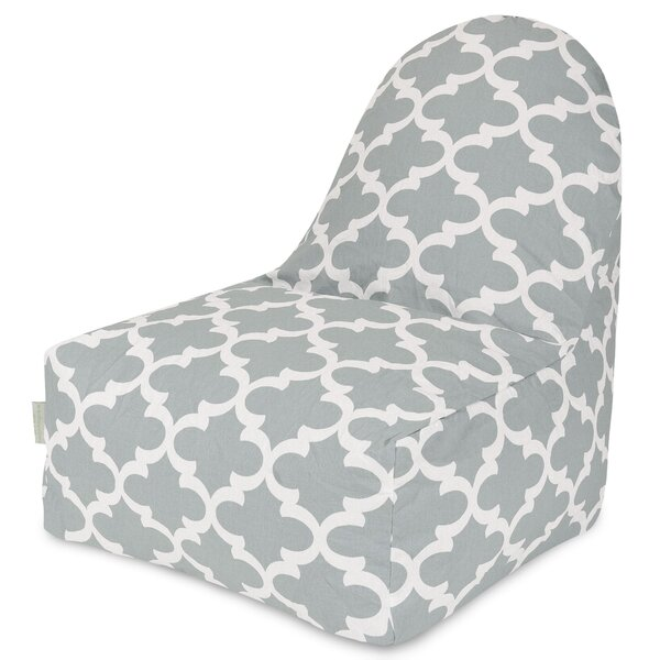 Raymon Small Outdoor Friendly Bean Bag Chair & Lounger By Winston Porter