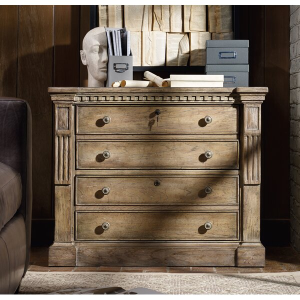 Sorella 2-Drawer Lateral File by Hooker Furniture