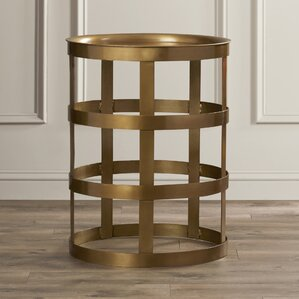 Romano End Table by Willa Arlo Interiors