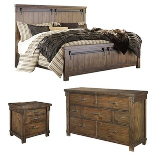 Mattalyn Panel Configurable Bedroom Set