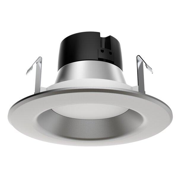 4 LED Retrofit Downlight by Satco
