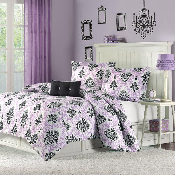 Darryl Teen Comforter Set by Viv + Rae