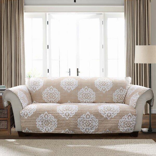 Andie Box Cushion Sofa Slipcover By Winston Porter