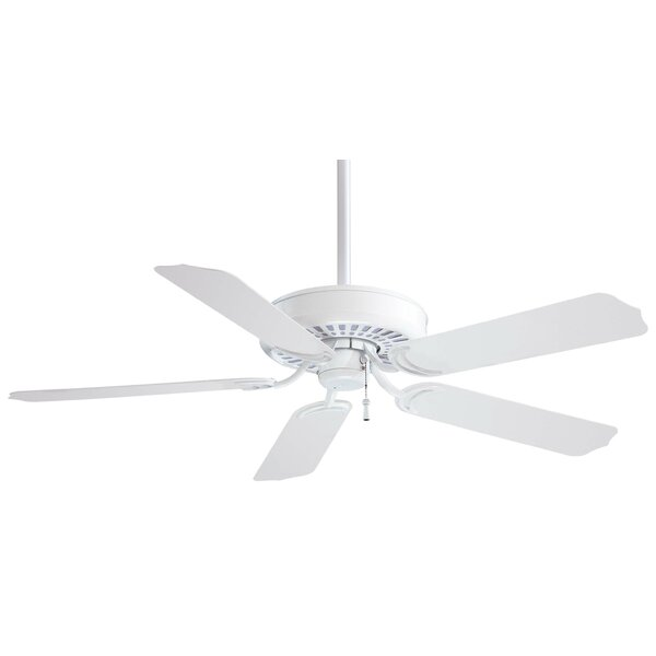 52 Sundance 5-Blade Indoor / Outdoor Ceiling Fan by Minka Aire
