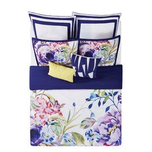 Garden Bloom 3 Piece Duvet Cover Set