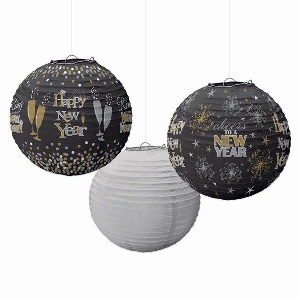 Happy New Year Lantern by Amscan