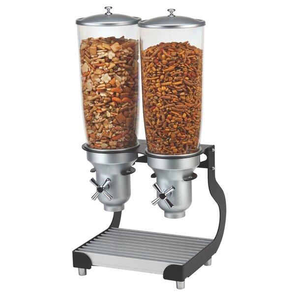 Cylinder 338 Oz. Cereal Dispenser by Cal-Mil
