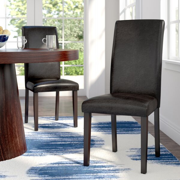 DeMastro Parsons Chair (Set of 2) by Andover Mills