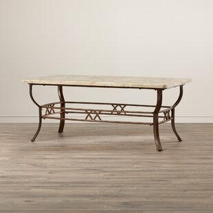 Boundary Bay Coffee Table with Tray Top