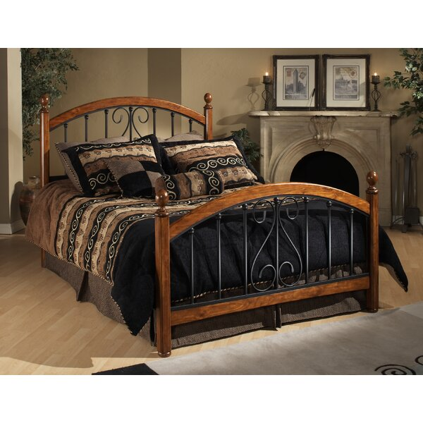Newcastleton Standard Bed by Fleur De Lis Living