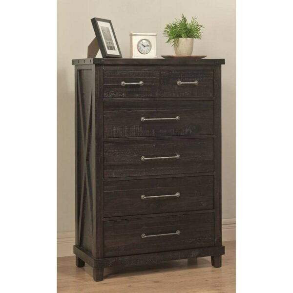 Jose 6 Drawers Chest by 17 Stories