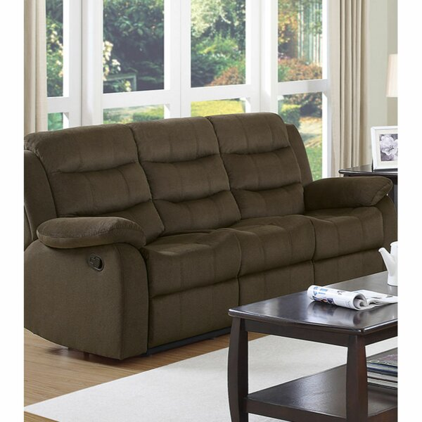 Cédric Reclining Sofa By Red Barrel Studio