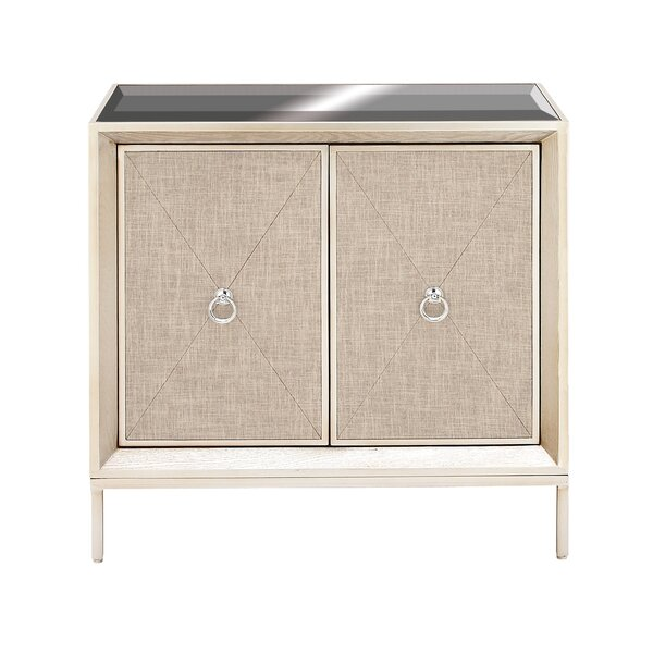 Schlemmer 2 Door Accent Cabinet By House Of Hampton®