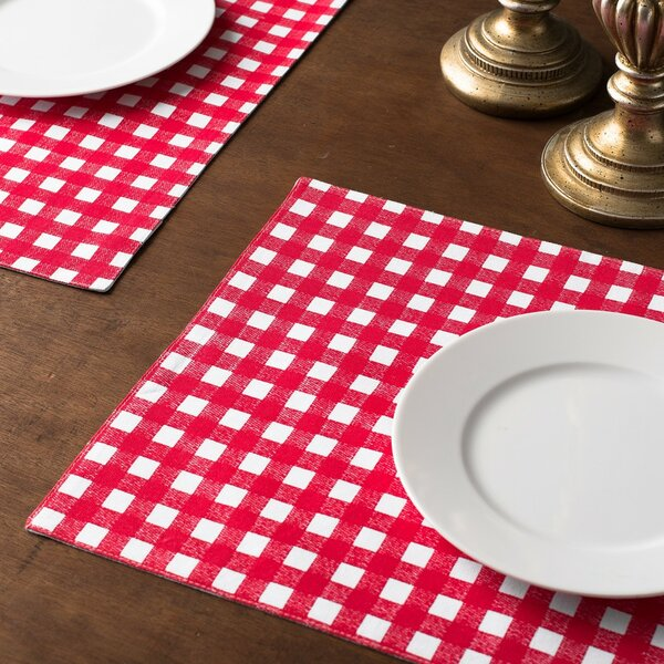 Horstman Placemat (Set of 4) by Laurel Foundry Modern Farmhouse