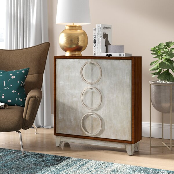 Conaway 2 Door Accent Cabinet by Mercer41