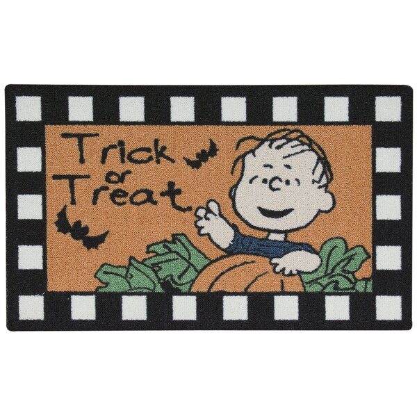Peanuts Linus Doormat by Nourison