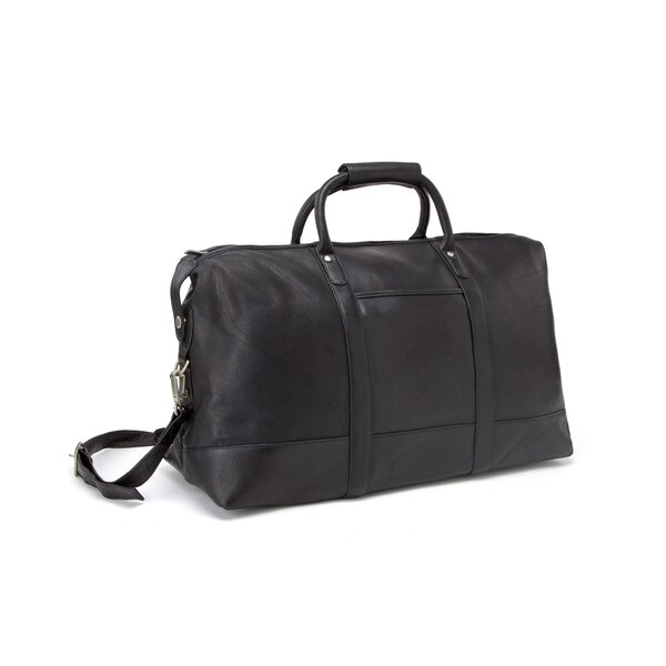 Classic Duffel Bag by Le Donne Leather