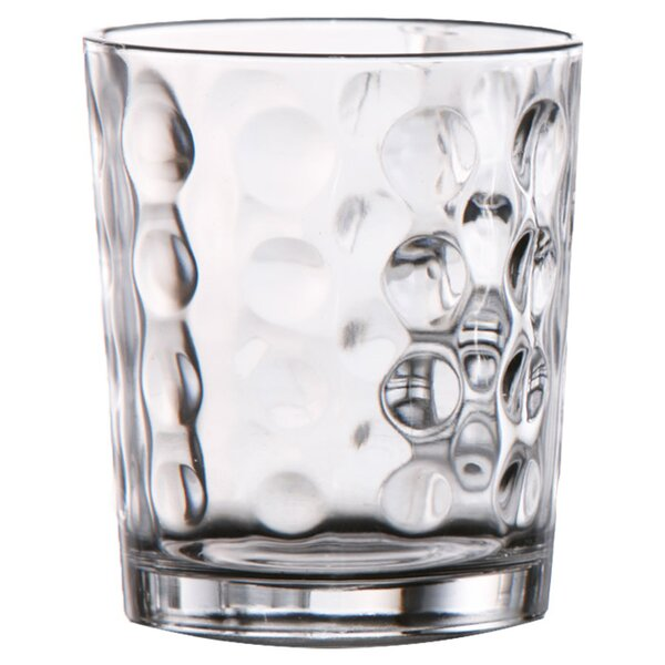 Callie 13 oz. Glass Highball Glass (Set of 4) by ChargeIt! by Jay