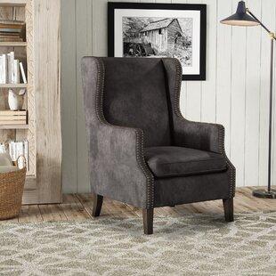 Read Reviews Echo Wingback Chair ByLaurel Foundry Modern Farmhouse